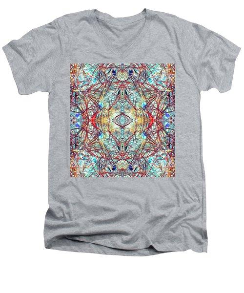 Divinity Of Now Men's V-Neck T-Shirt