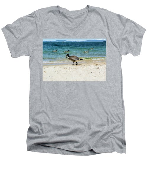 Do Your Own Thing Men's V-Neck T-Shirt