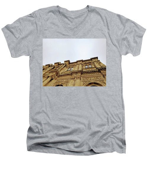 Dolmabahce Palace Men's V-Neck T-Shirt