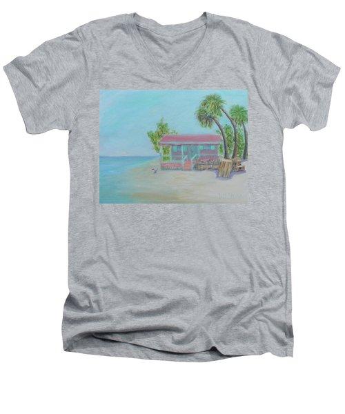 Dolphin Dreams Men's V-Neck T-Shirt