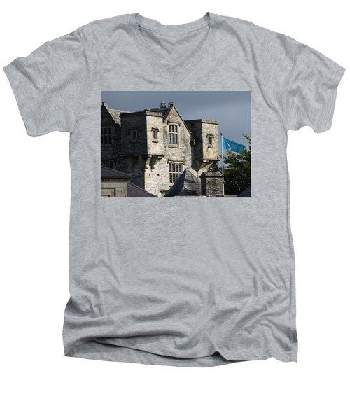 Donegal Castle Men's V-Neck T-Shirt
