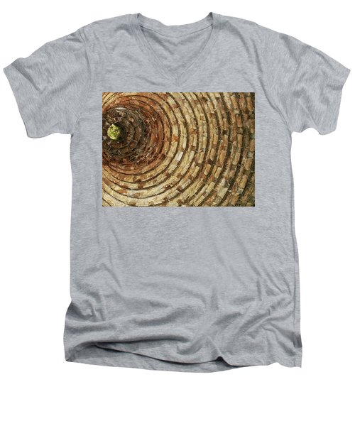 Doocot Men's V-Neck T-Shirt