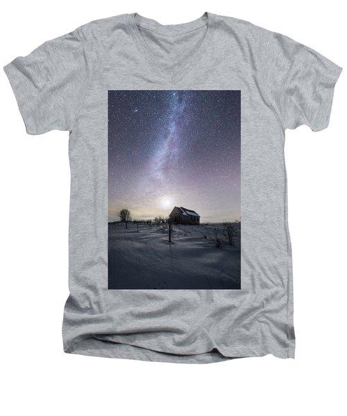 Dormant Men's V-Neck T-Shirt