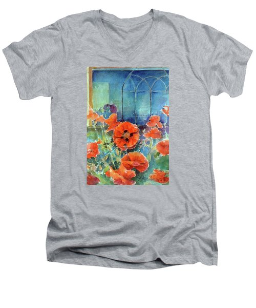 Dorothy's Daydream Men's V-Neck T-Shirt