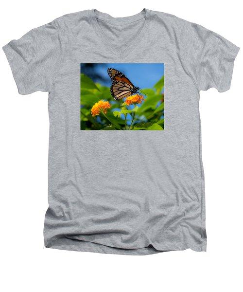 Dote Men's V-Neck T-Shirt