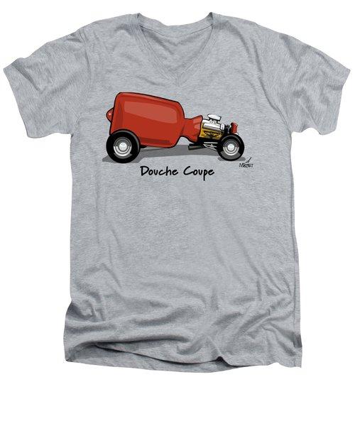 Douche Coupe Men's V-Neck T-Shirt