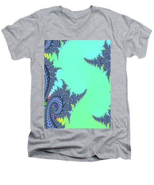 Dragon Men's V-Neck T-Shirt