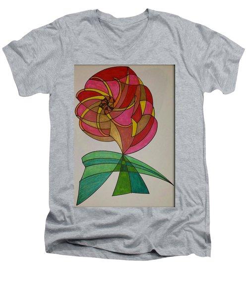 Dream 14  Men's V-Neck T-Shirt