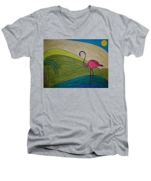 Dream 247 Men's V-Neck T-Shirt