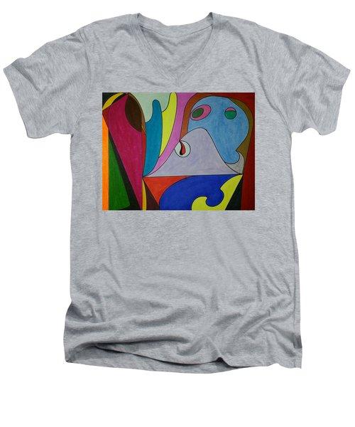 Dream 270 Men's V-Neck T-Shirt
