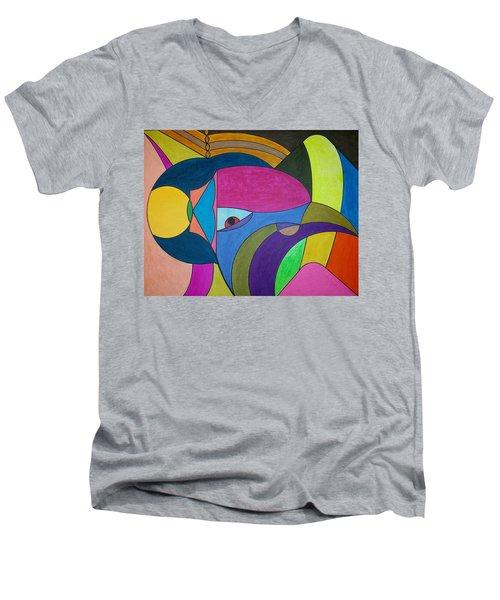 Dream 303 Men's V-Neck T-Shirt