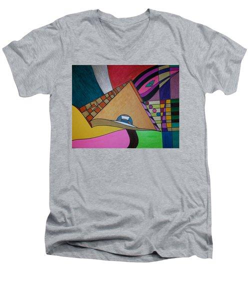 Dream 304 Men's V-Neck T-Shirt