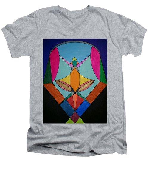 Dream 307 Men's V-Neck T-Shirt