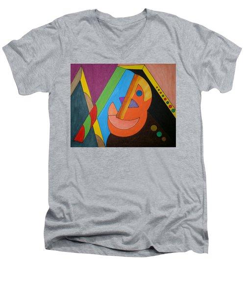 Dream 318 Men's V-Neck T-Shirt