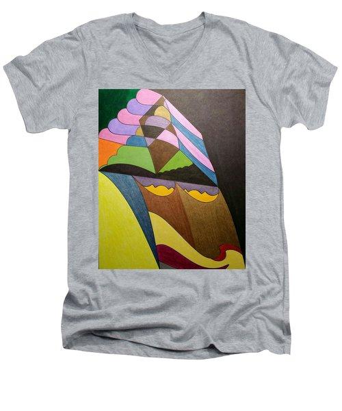 Dream 321 Men's V-Neck T-Shirt