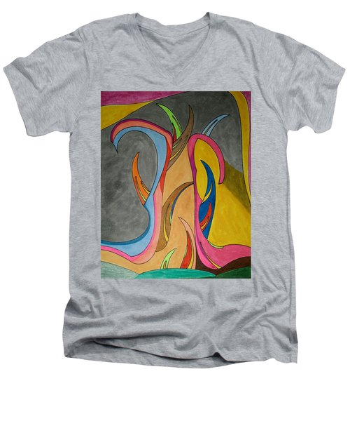 Dream 324 Men's V-Neck T-Shirt