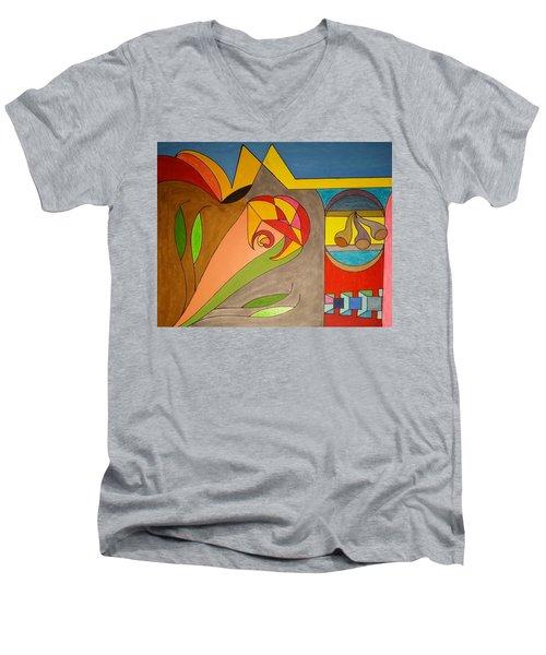 Dream 326 Men's V-Neck T-Shirt