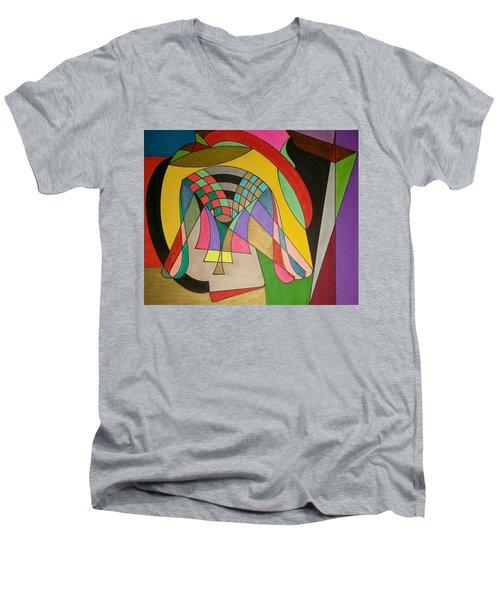 Dream 333 Men's V-Neck T-Shirt