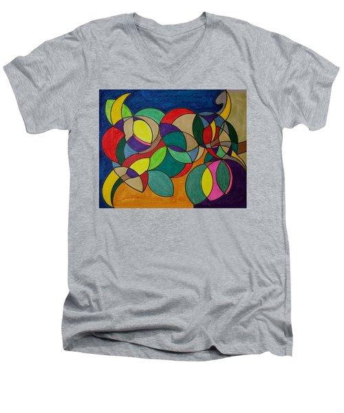 Dream 87 Men's V-Neck T-Shirt