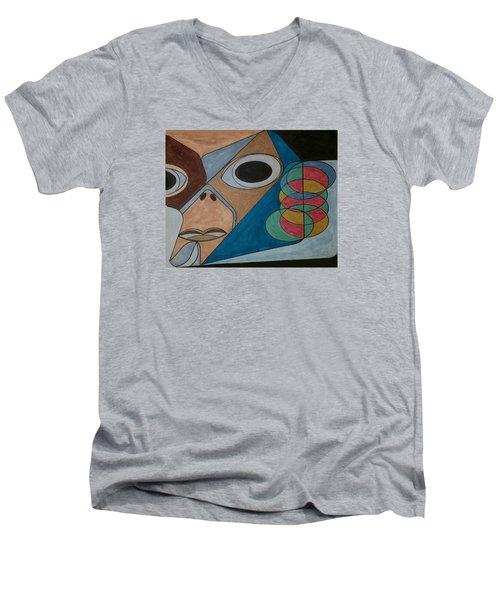 Dream 99 Men's V-Neck T-Shirt