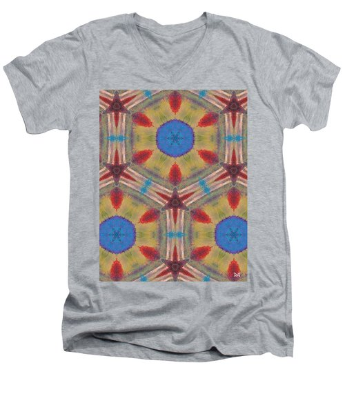 Dream Catcher IIi Men's V-Neck T-Shirt