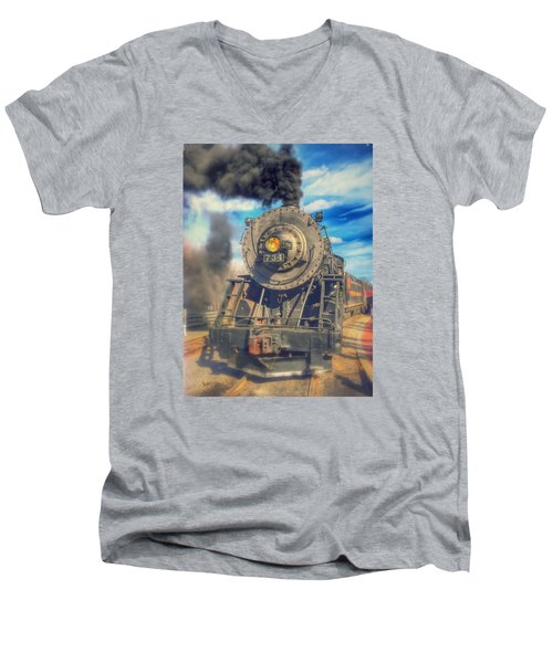Dream Engine Men's V-Neck T-Shirt