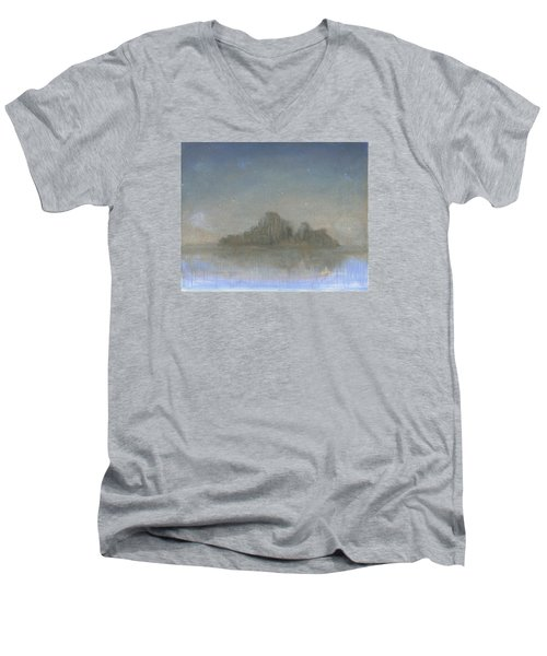 Dream Island Vl Men's V-Neck T-Shirt