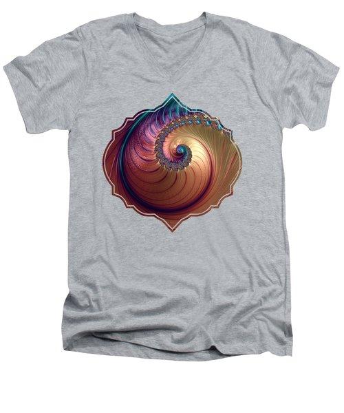 Dream On Men's V-Neck T-Shirt
