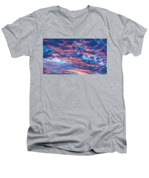 Men's V-Neck T-Shirt featuring the photograph Dream by Stephen Stookey