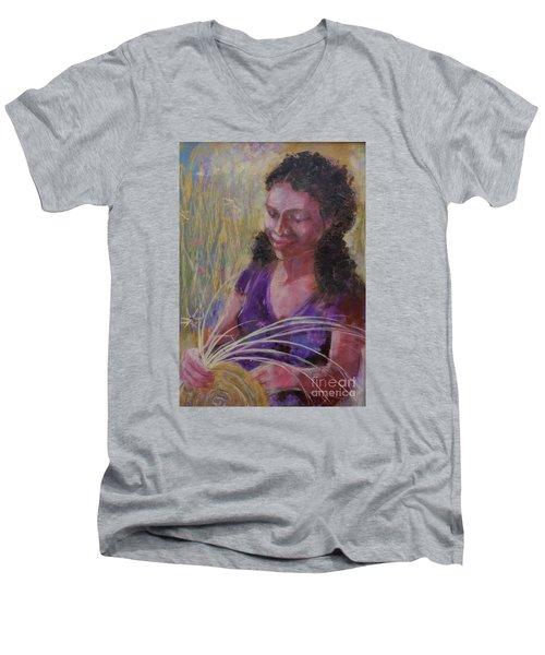 Dream Weaver Men's V-Neck T-Shirt