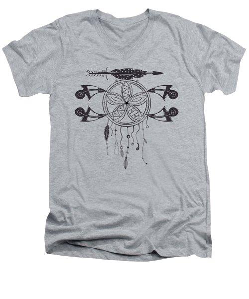 Dreamcatcher 101 Men's V-Neck T-Shirt