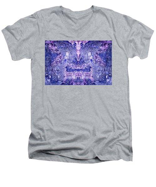 Dreamchaser #3324 Men's V-Neck T-Shirt