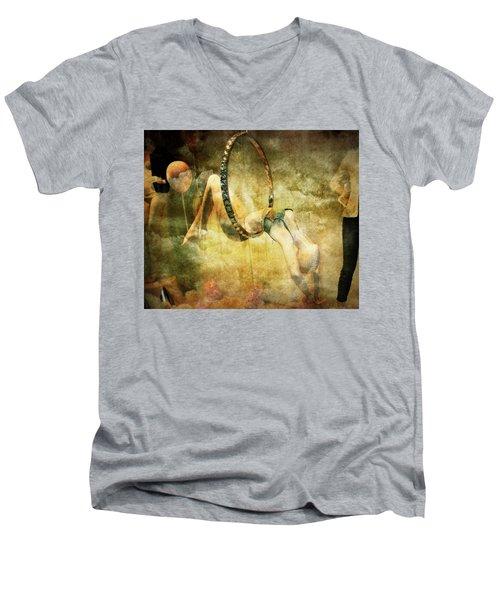 Dreamlike Vision Men's V-Neck T-Shirt
