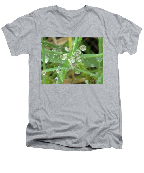 Dreamy Morning 5 Men's V-Neck T-Shirt
