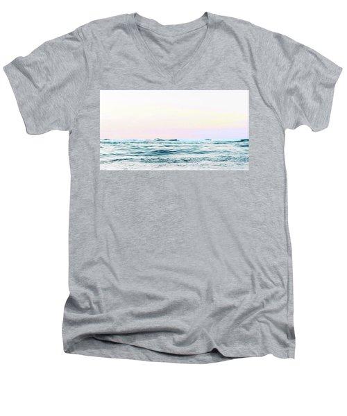 Dreamy Ocean Men's V-Neck T-Shirt