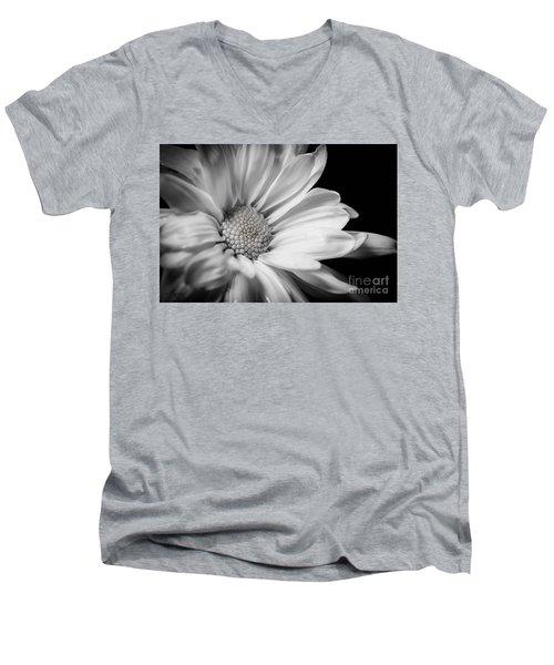 Dressed In Black And White Men's V-Neck T-Shirt