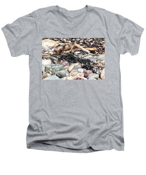 Drift Weed Men's V-Neck T-Shirt