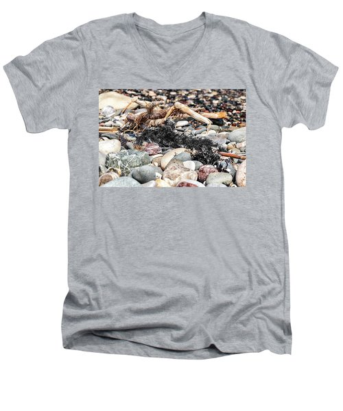 Drift Weed Men's V-Neck T-Shirt