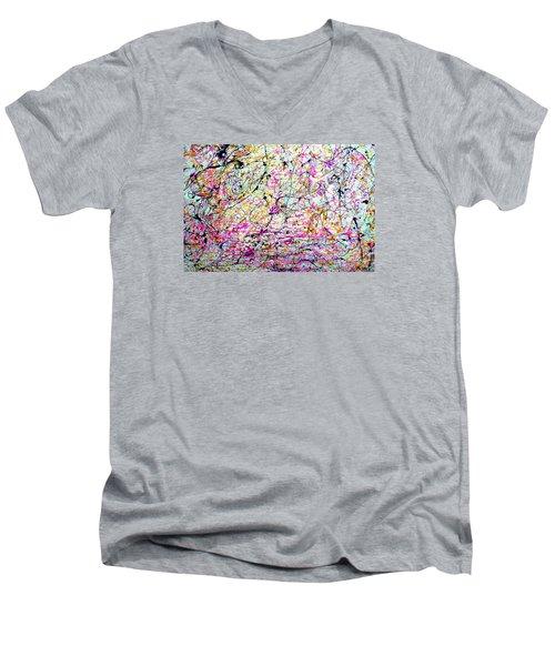Dripx 3 Men's V-Neck T-Shirt