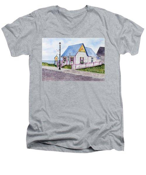 Drury Lane Books Men's V-Neck T-Shirt
