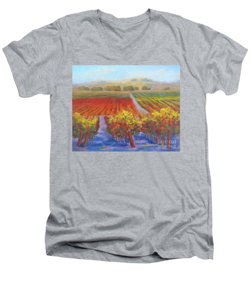 Dry Creek Men's V-Neck T-Shirt