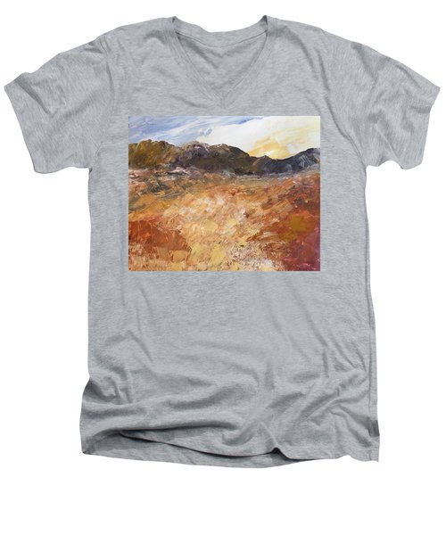 Dry River Men's V-Neck T-Shirt