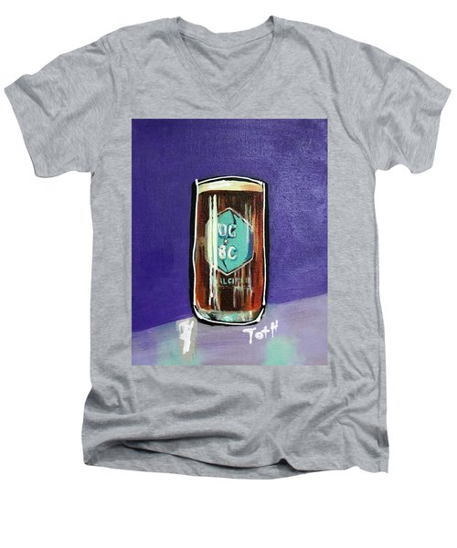Dual Citizen Men's V-Neck T-Shirt