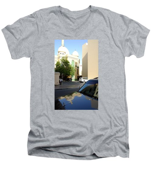 Dubai Men's V-Neck T-Shirt