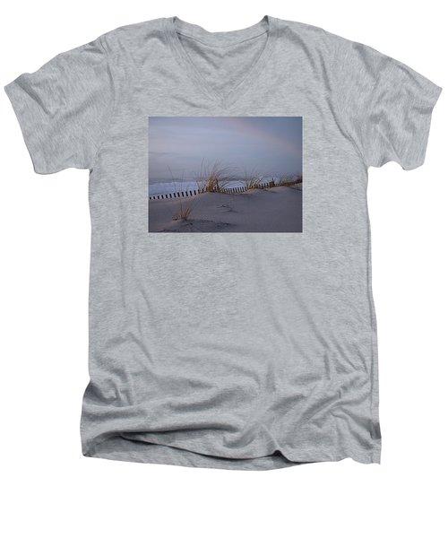 Dune View 2 Men's V-Neck T-Shirt