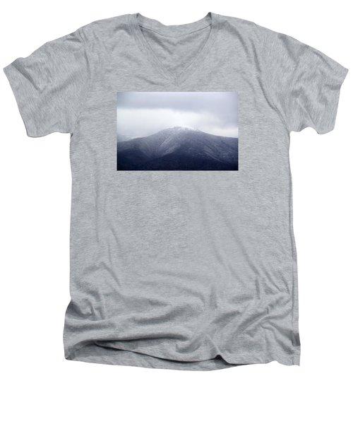 Dusting Men's V-Neck T-Shirt