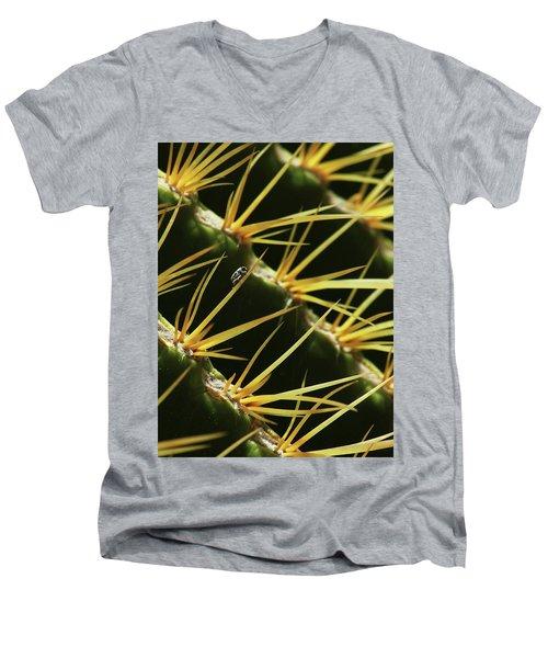 Dwarfed Men's V-Neck T-Shirt
