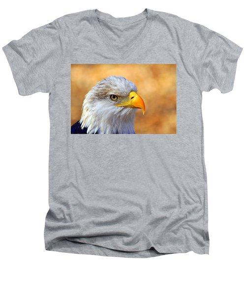 Eagle 7 Men's V-Neck T-Shirt
