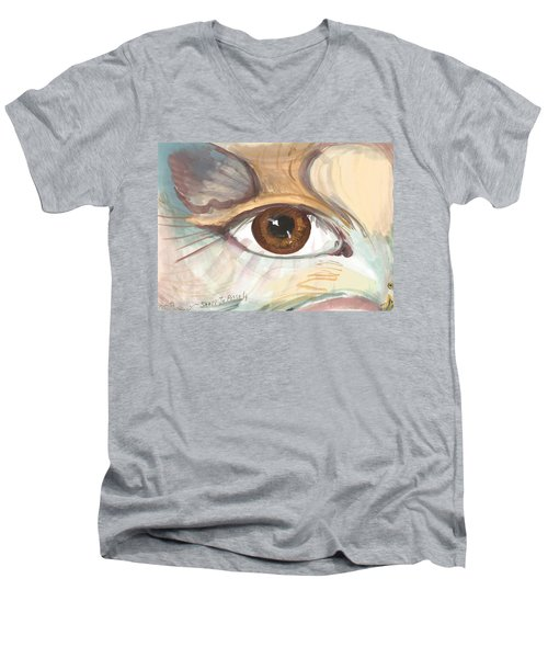 Eagle Eye Men's V-Neck T-Shirt