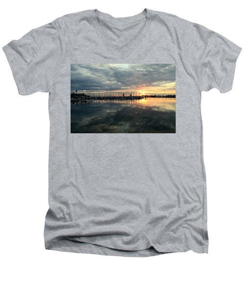Early Day Men's V-Neck T-Shirt